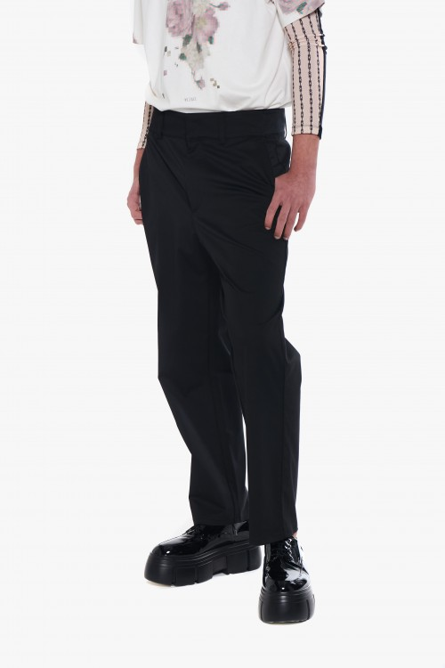 Black man trousers